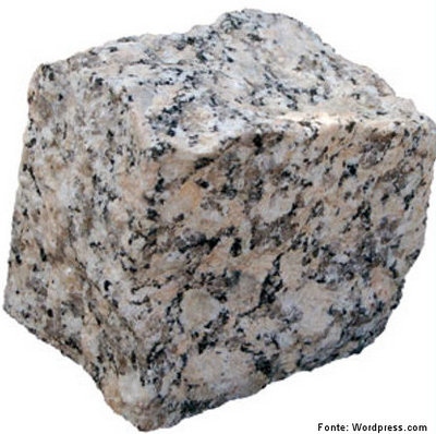 Granito- Rochas Magmáticas.