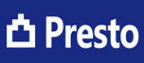 Logo Software de Engenharia Presto