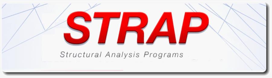 Logo Software de Engenharia STRAP