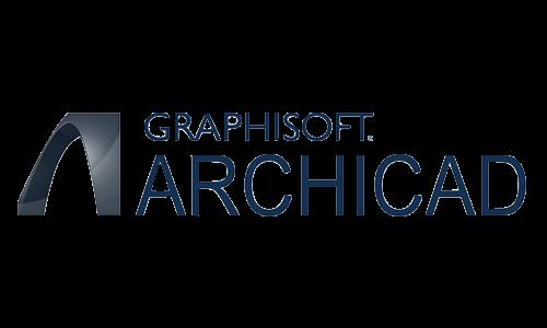 Logo do Software de Engenharia ARCHICAD