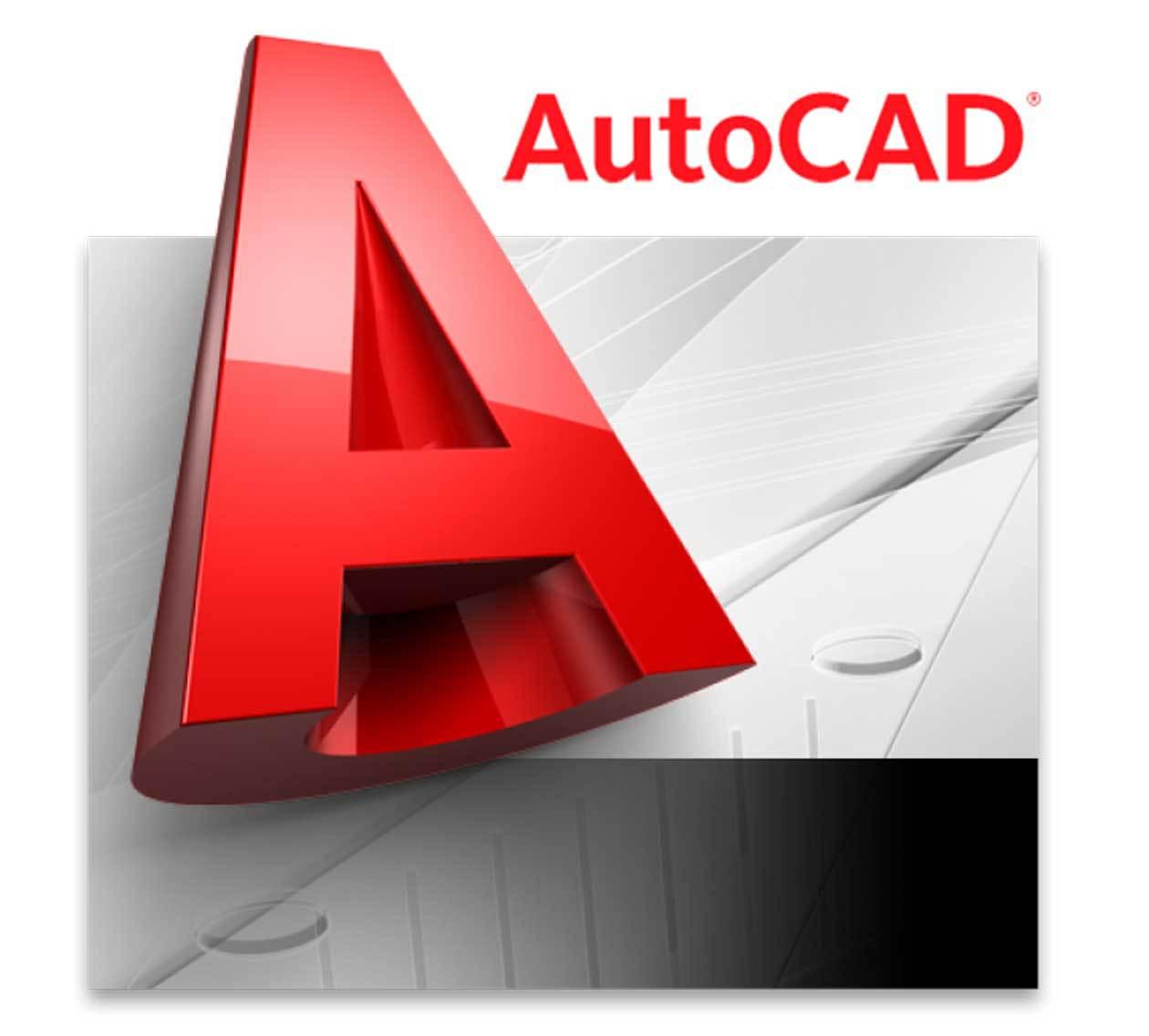 Logo do Software de Engenharia AutoCAD