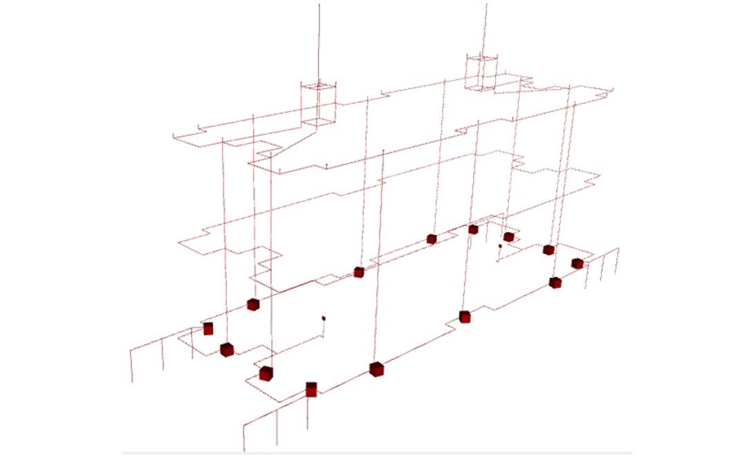 Projeto de proteção contra descargas elétricas realizado com o auxílio do software de engenharia QiSPDA