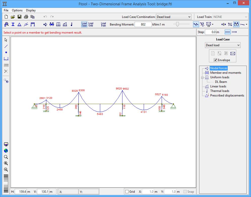 Software de Engenharia Ftool