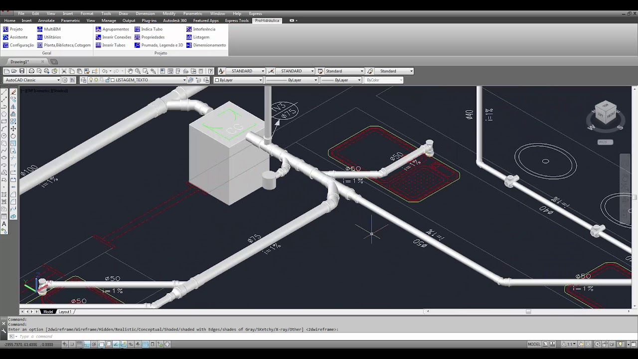 Software de Engenharia Pro- Hidráulica