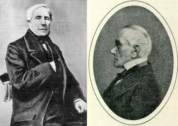 Jean Léonard Marie Poiseuille e Gotthilf Heinrich Ludwig Hagen