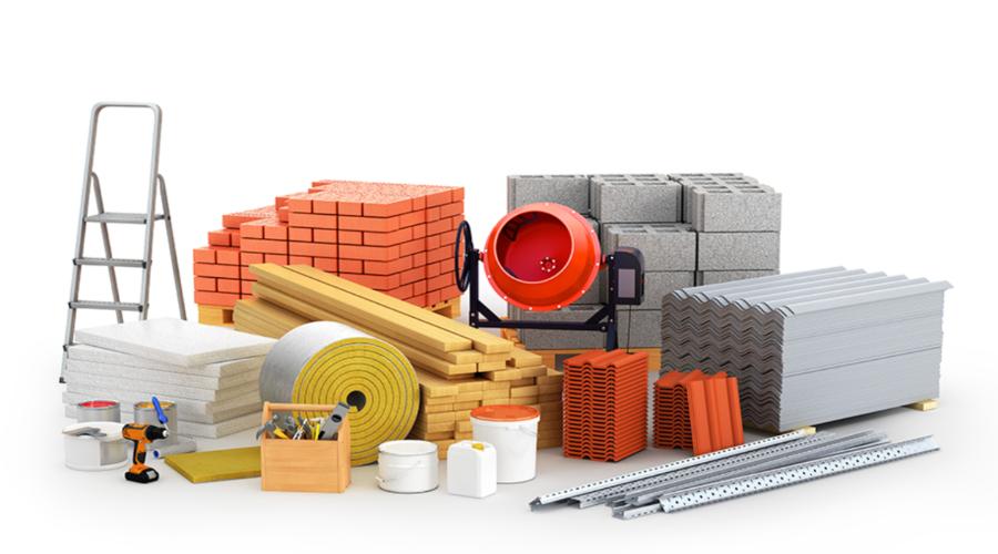 Materiais de uma obra: fazem parte do custo direto