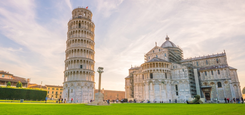 Recalque da Torre de Pisa