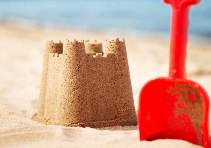 Coesão aparente da areia