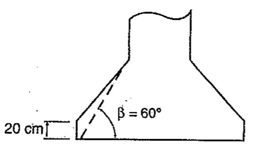 Alargamento da base de tubulões